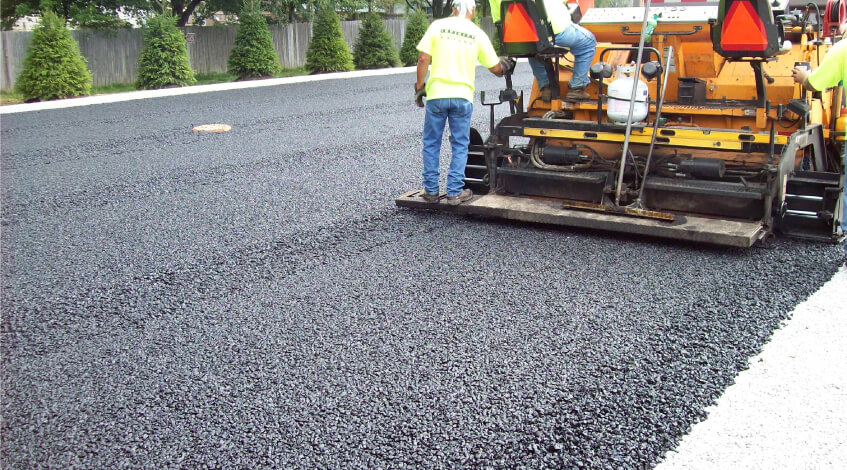 Parking Lot Paving Towson MD